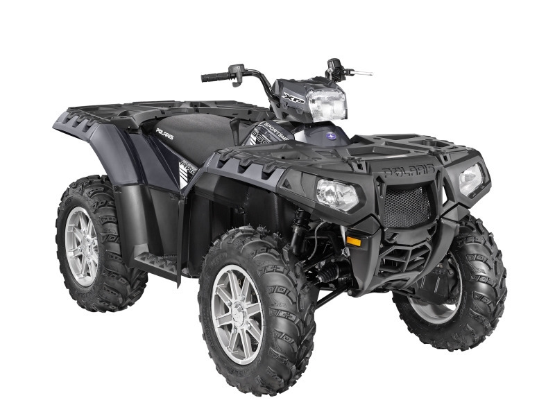 2014 Polaris Sportsman XP 850 H.O. EPS Magnetic Metallic