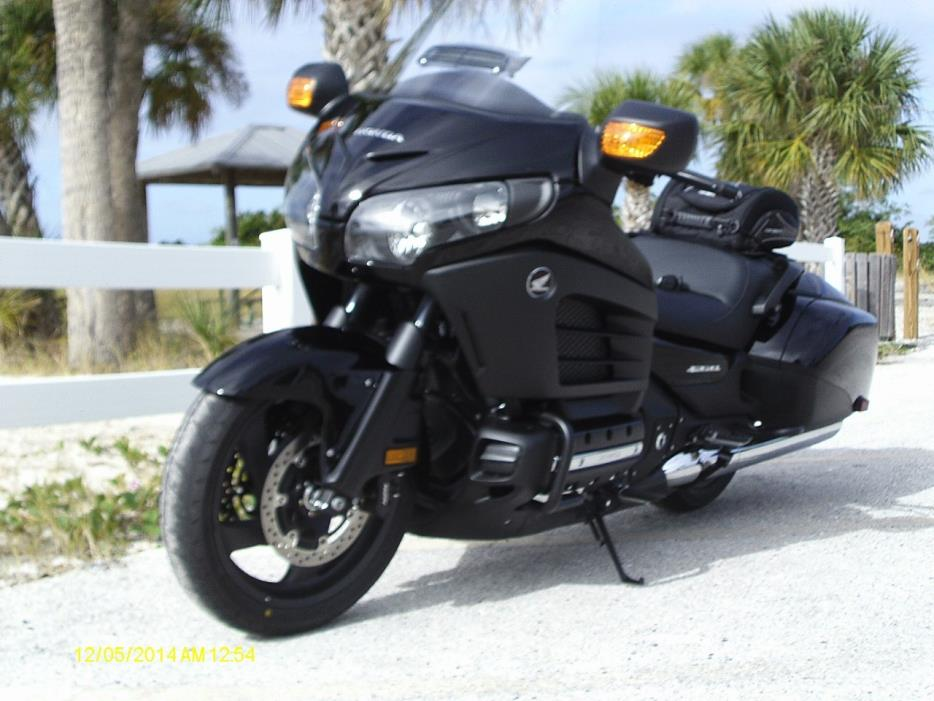 2014 Honda GOLD WING F6B DELUXE