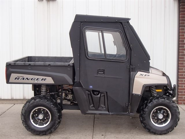 2011 Polaris RANGER 800 XP EPS WITH CAB