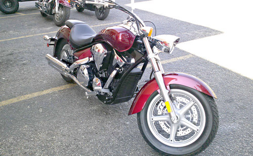 2010 Honda Stateline