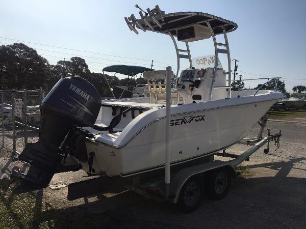 Sea Fox 21 Sea Fox Boats For Sale
