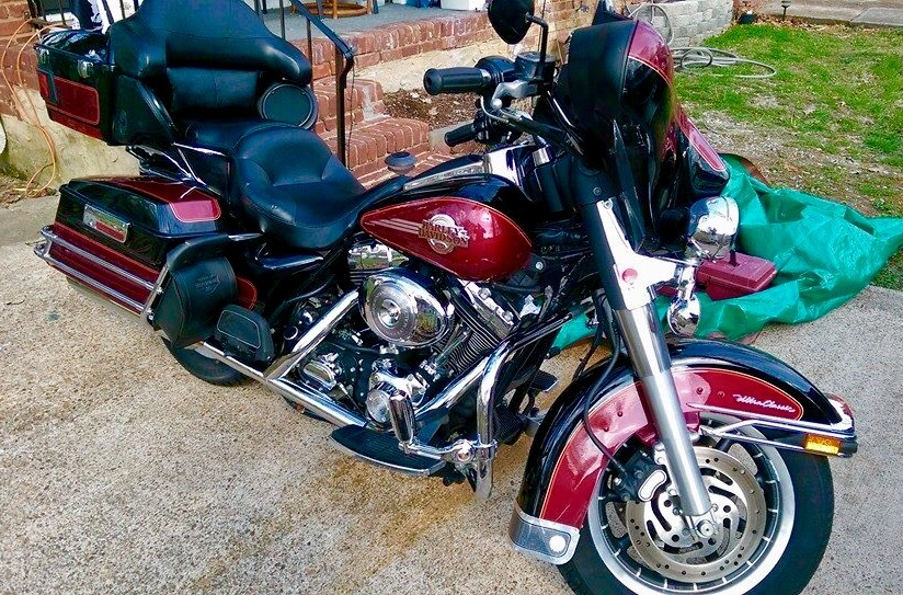 2005 Harley-Davidson ELECTRA GLIDE ULTRA CLASSIC