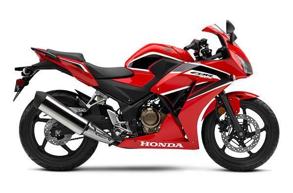 2017 Honda CBR300RH
