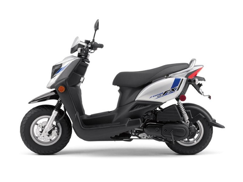 2017 Yamaha Zuma 50FX