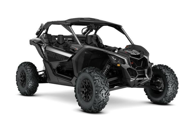 2017 Can-Am MAVERICK X3 X RS TUR