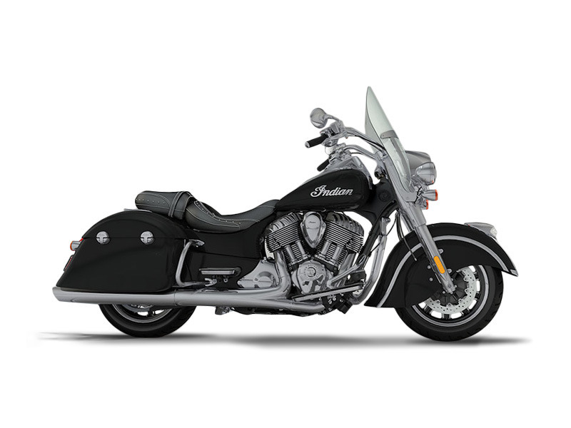 2017 Indian Motorcycle Springfield Thunder Black