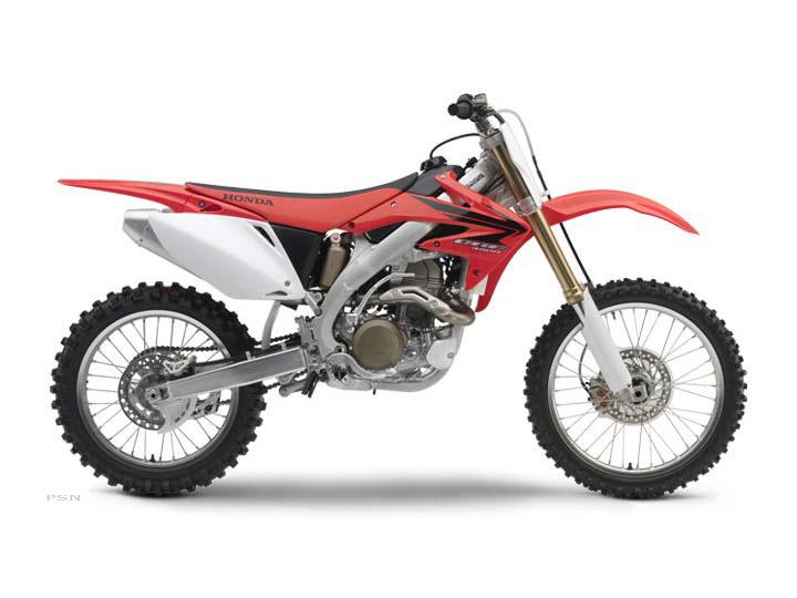 2007 Honda CRF™450R