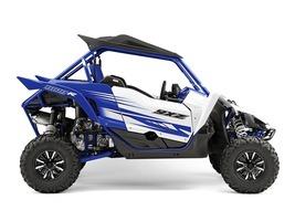 2016 Yamaha YXZ1000R Racing Blue/White