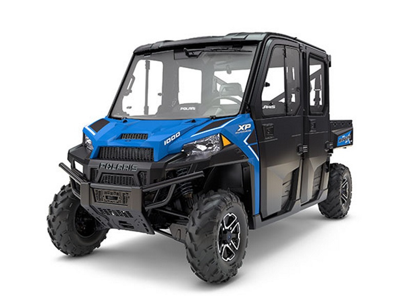 2017 Polaris RANGER CREW XP 1000 EPS Northstar HVAC Edition Velocity