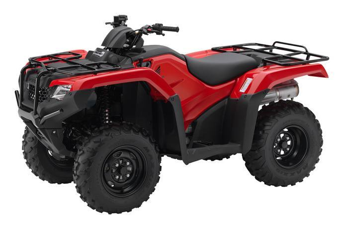 2016 Honda FOURTRAX RANCHER 4X4