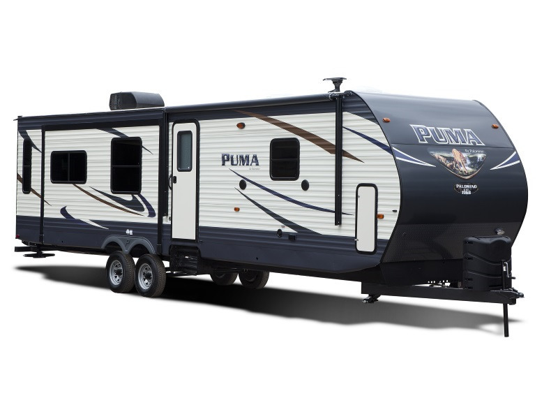 2018 Palomino Puma Travel Trailers 32-FBIS