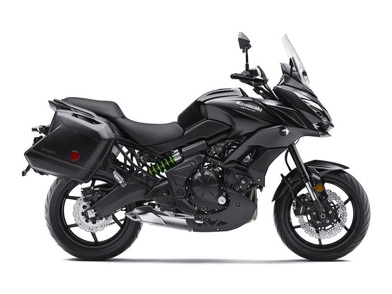 2016 Kawasaki Versys 650 LT