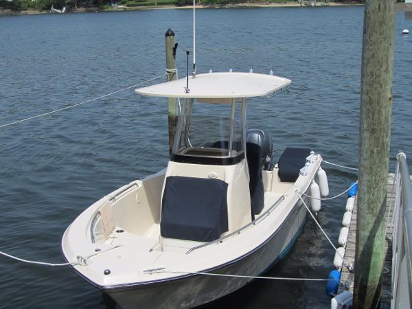 2015 Grady-White Fisherman 209
