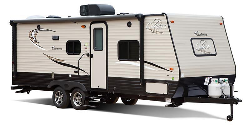 2017 Coachmen Clipper 21FQ