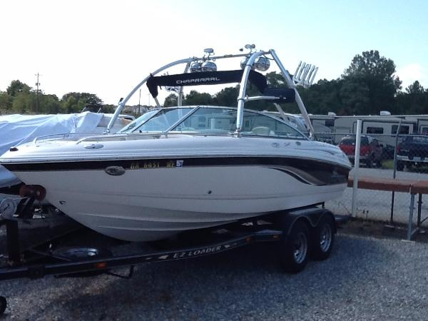 2003 Chaparral SSi 190 Bow Rider
