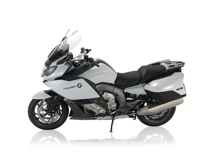 2016 BMW K 1600 GT Premium Light White