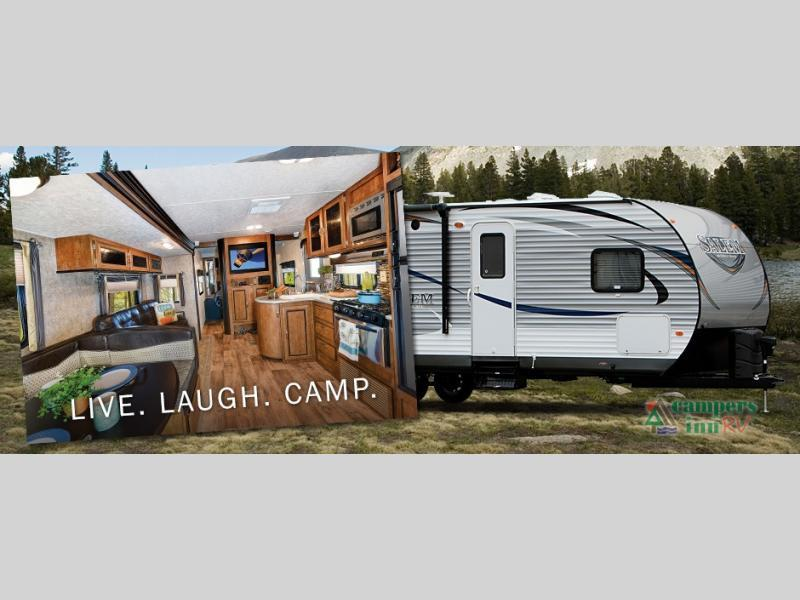 2018 Forest River Rv Salem Cruise Lite 263BHXL