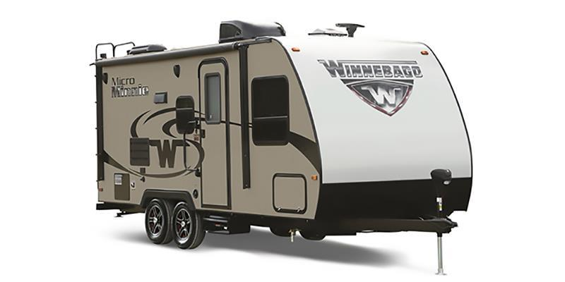 2018 Winnebago Micro Minnie 1700BH