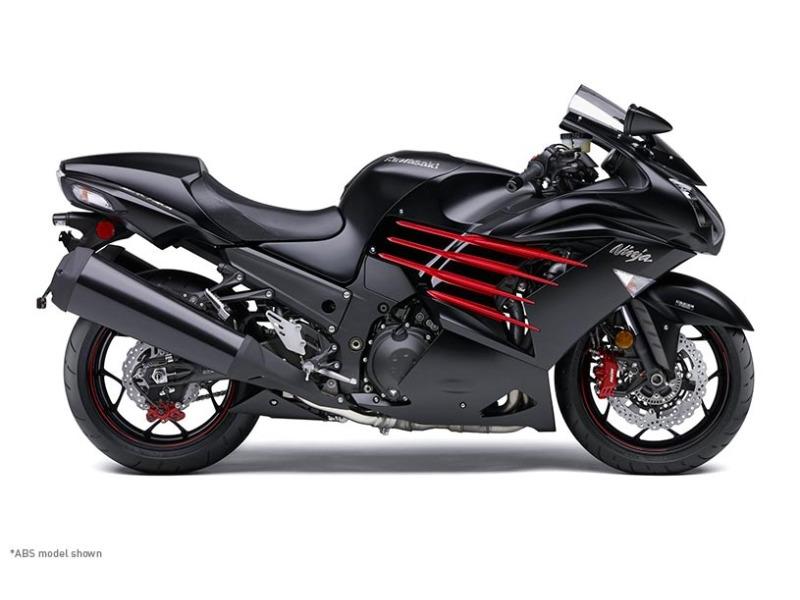 2014 Kawasaki Ninja ZX -14R