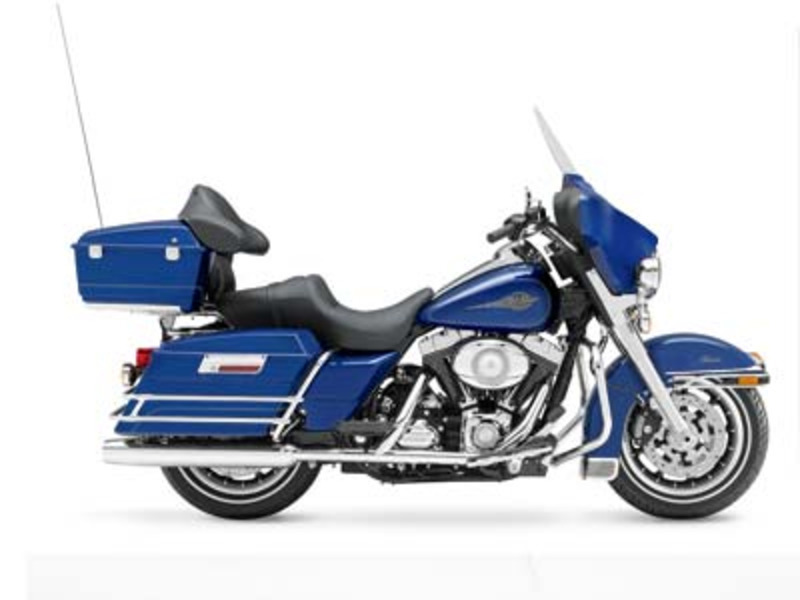 2008 Harley-Davidson FLHTC - Electra Glide Classic