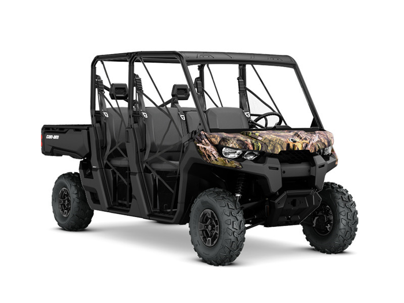 2017 Can-Am Defender MAX DPS HD10 Mossy Oak Break-Up Country Camo