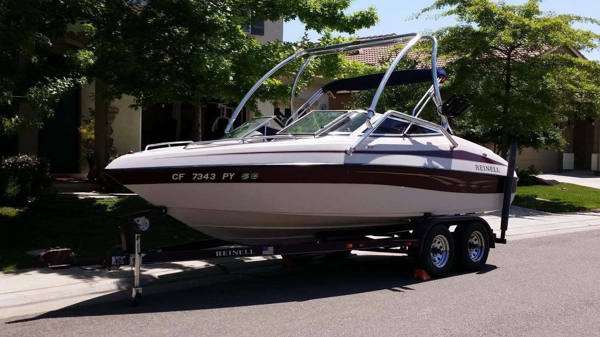 2003 Reinell 200 LS