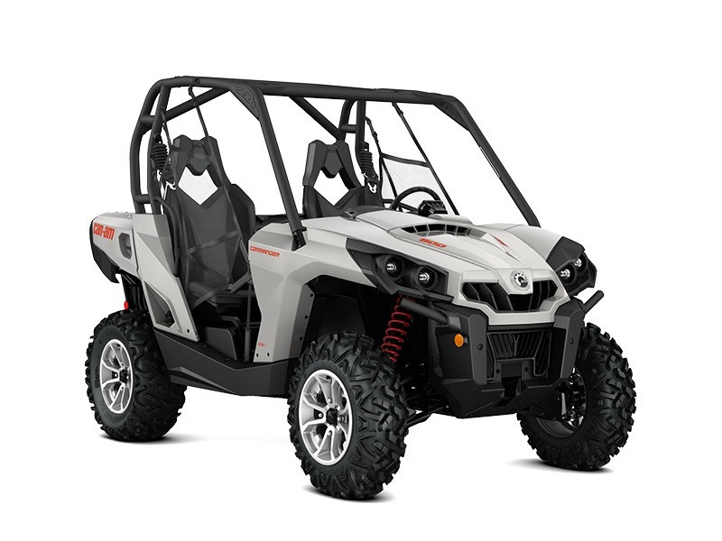 2017 Can-Am Commander DPS 1000