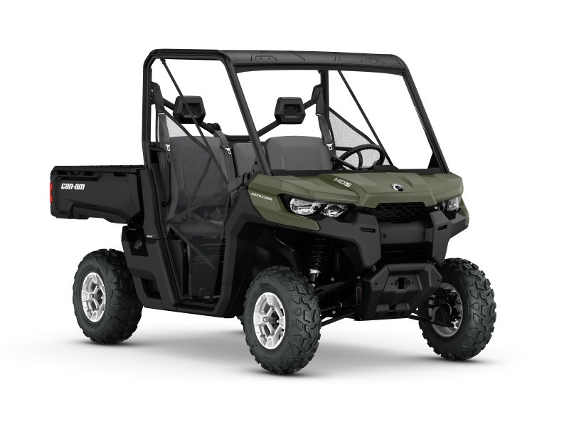 2017 Can-Am Defender DPS HD5 Convenience Package