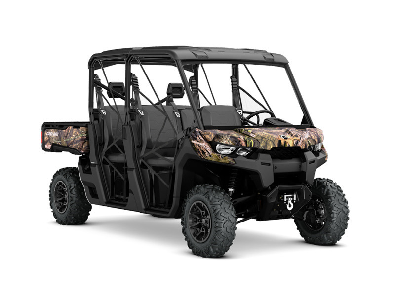 2017 Can-Am Defender MAX XT HD10 Mossy Oak Break-Up Country Camo
