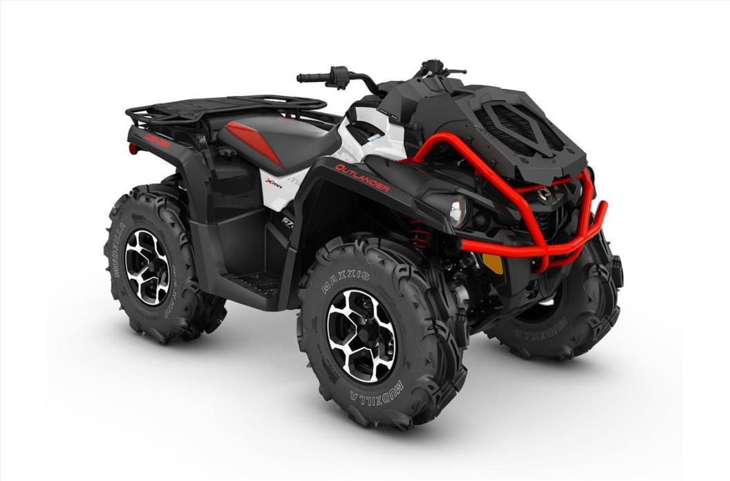 2017 Can-Am OUTLANDER XMR 570 EFI
