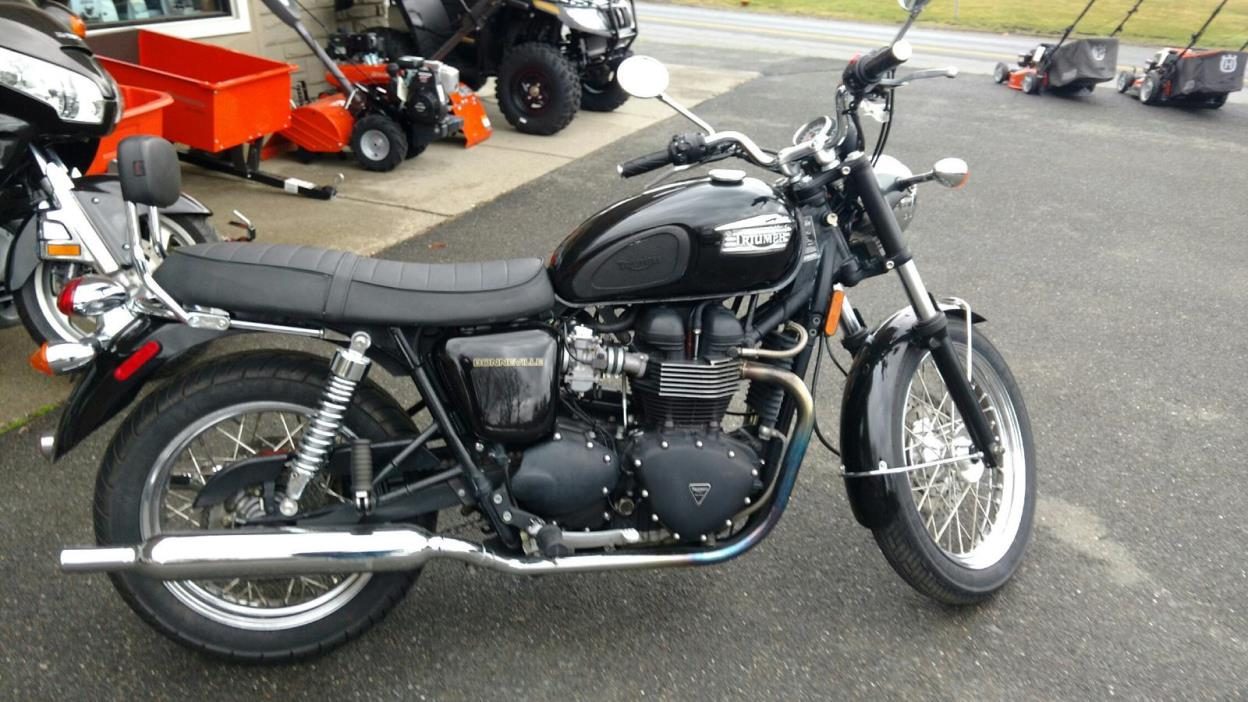 2004 triumph bonneville t100 motorcycles for sale