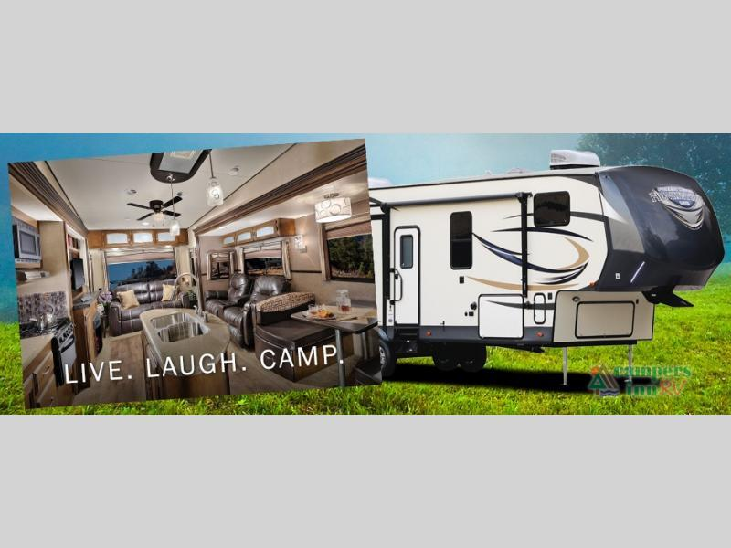 2018 Forest River Rv Salem Hemisphere Lite 272RL