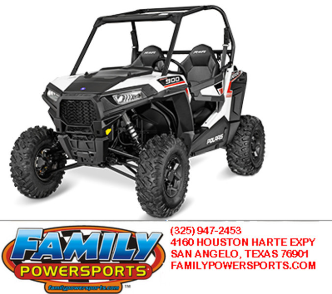 2016 Polaris RZR 900 White Lightning