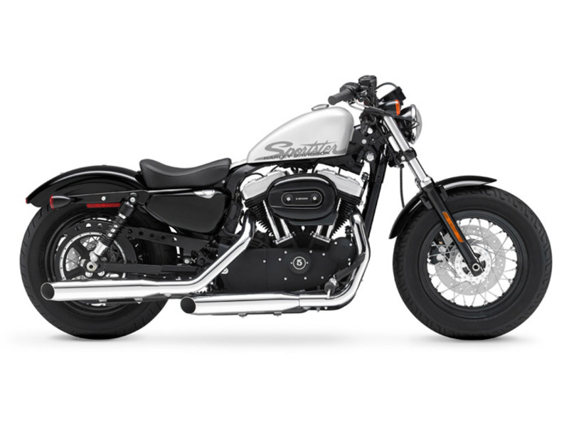 2011 Harley-Davidson XL1200X - Sportster Forty-Eight