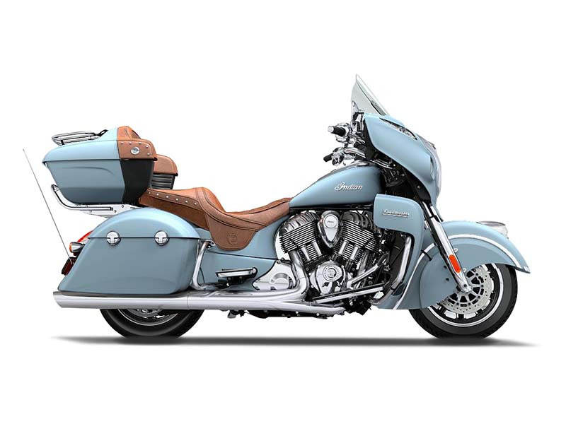 2016 Indian Motorcycle Roadmaster Blue Diamond