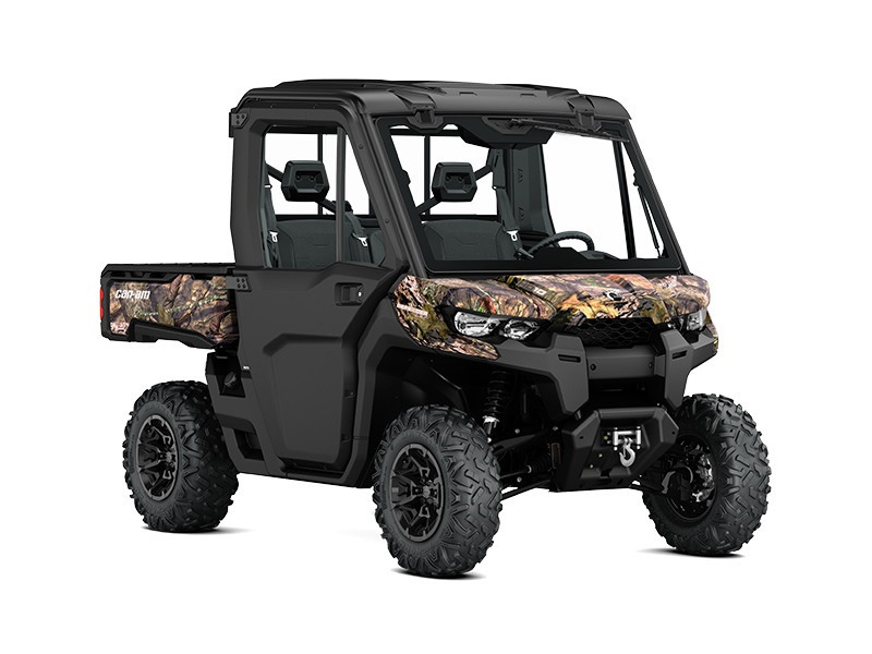 2017 Can-Am Defender XT CAB HD10 Mossy Oak Break-up Country Camo