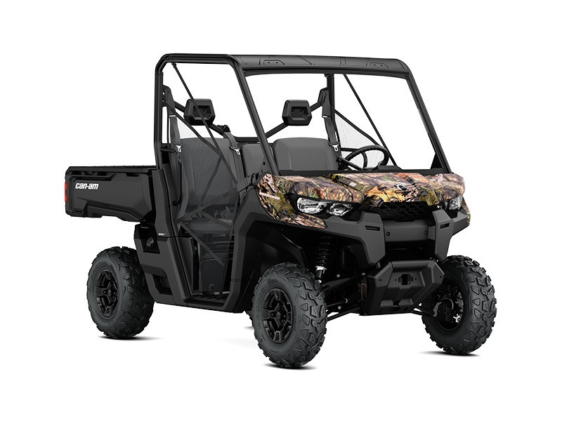 2017 Can-Am Defender DPS HD8 Mossy Oak Break-Up Country Camo