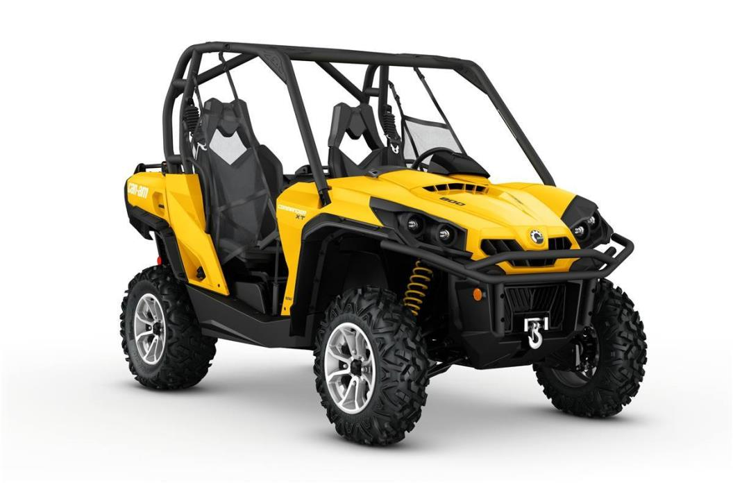 2017 Can-Am COMMANDER XT800R EFI