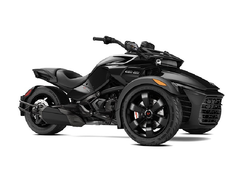 2017 Can-Am Spyder F3 6-Speed Semi-Automatic (SE6)
