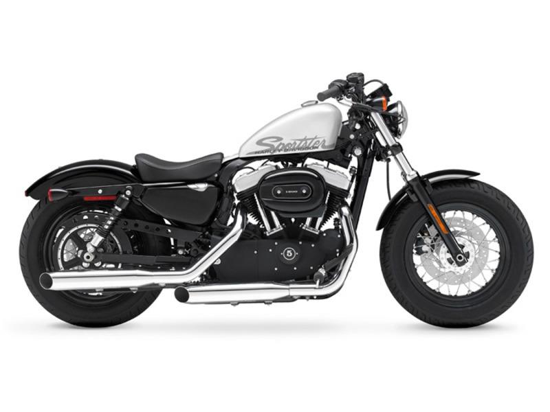 2011 Harley-Davidson XL1200X - Sportster Forty-Eight