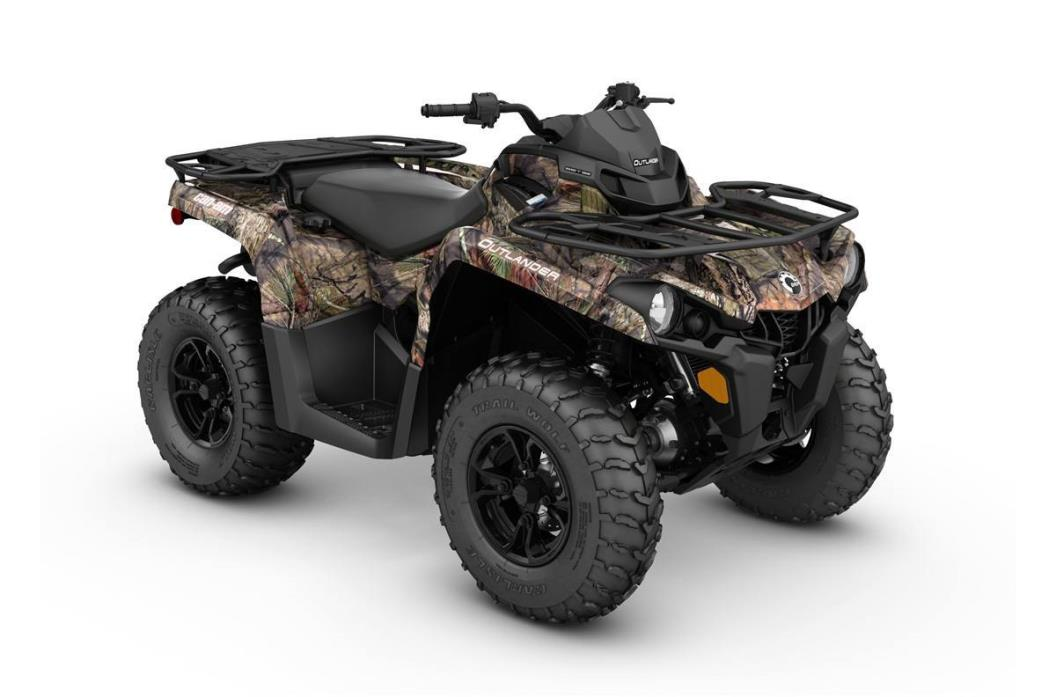 2017 Can-Am OUTLANDER DPS450 EFI