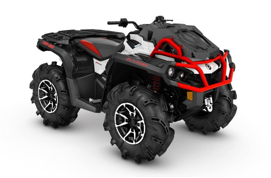 2017 Can-Am OUTLANDER XMR 850 EFI