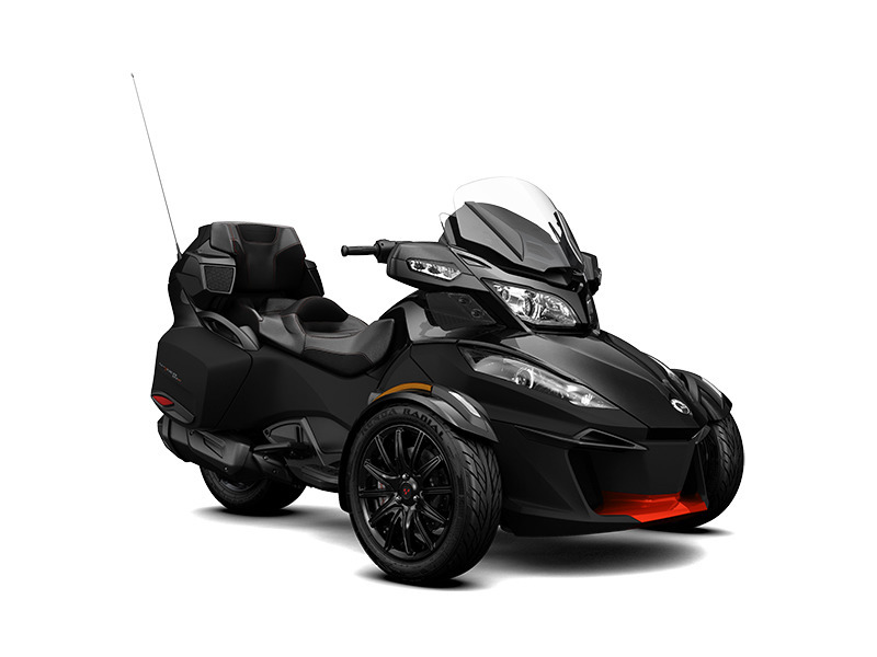 2016 Can-Am Spyder RT-S Special Series 6-Speed Semi-Automatic (SE6)