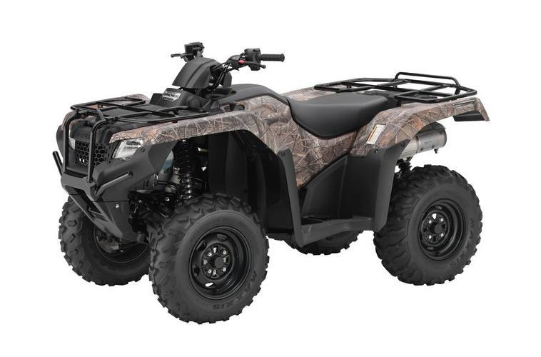 2017 Honda FOURTRAX RANCHER 4X4 AUTO DCT IRS E
