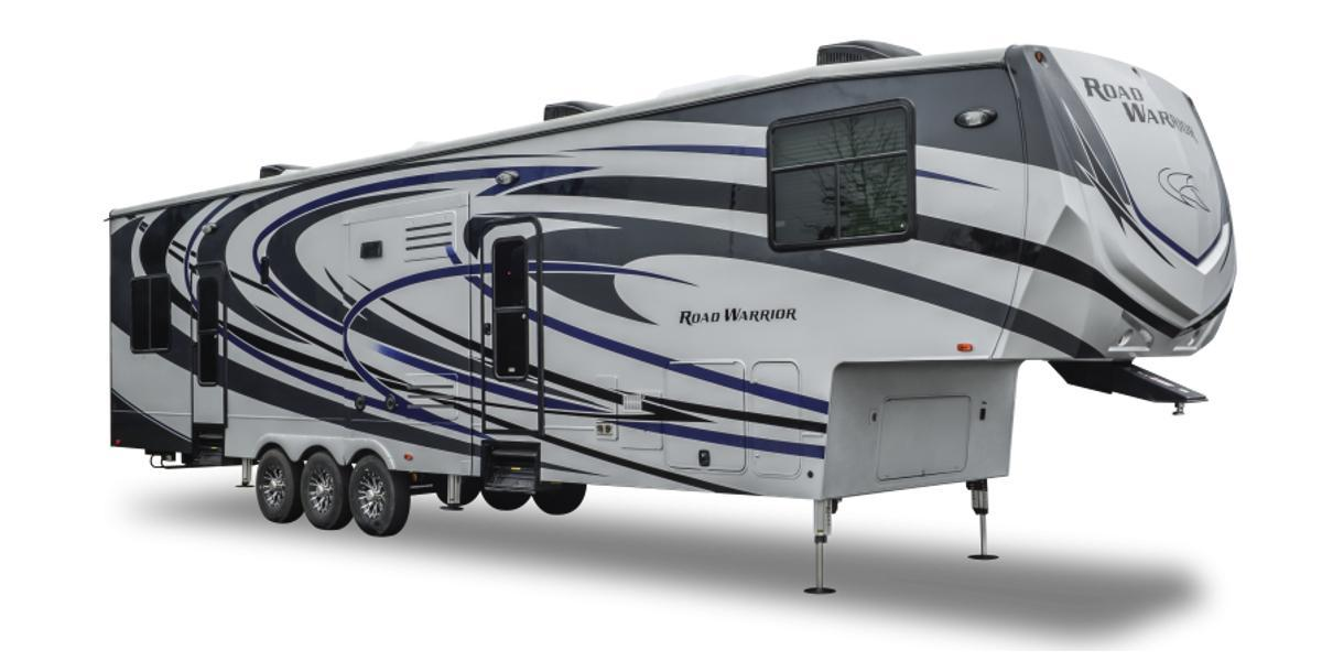 2016 Heartland Rv Road Warrior 355