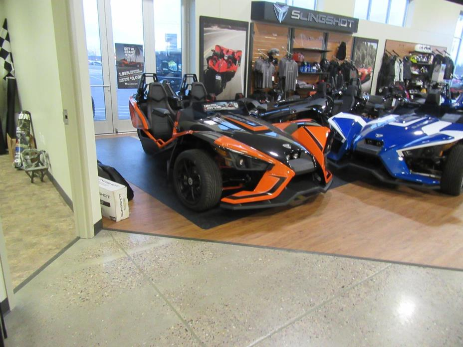 2017 Slingshot Slingshot SLR - Orange Madness