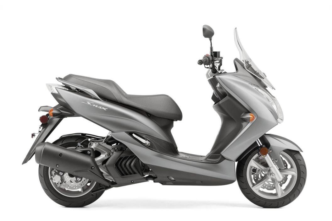 2015 Yamaha XC155FGY SMAX 155