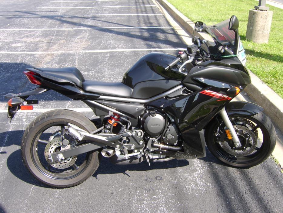 2009 Yamaha FZ600