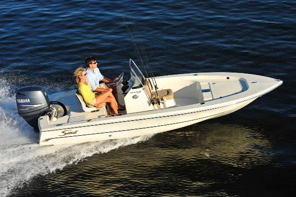 2017 Scout Boats 177 Sport