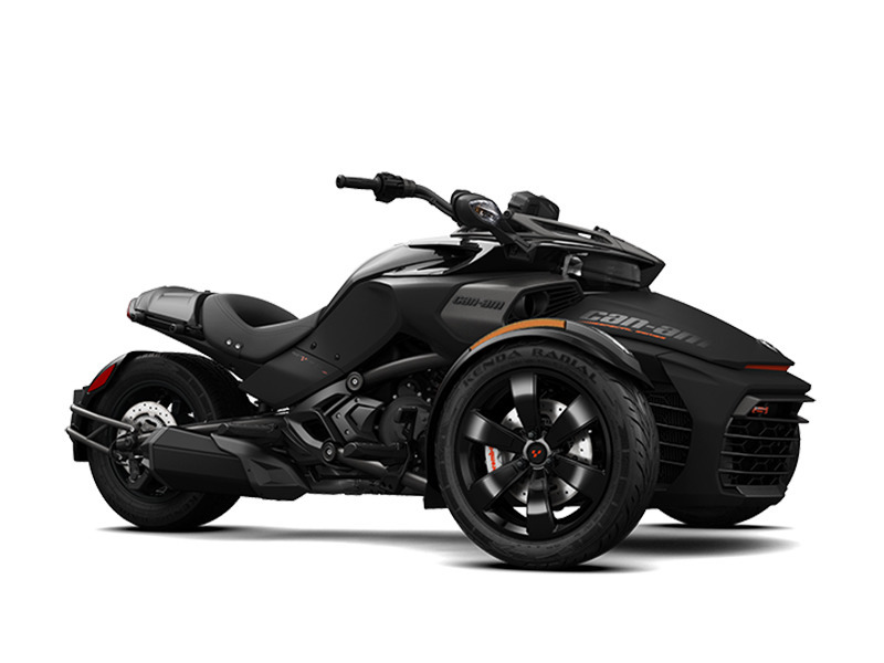 2016 Can-Am Spyder F3-S Special Series 6-Speed Semi-Automatic (SE6)